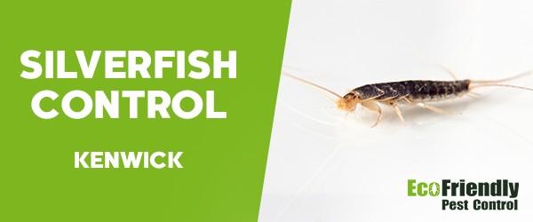 Silverfish Control  Kenwick