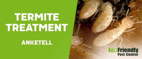 Termite Control Anketell