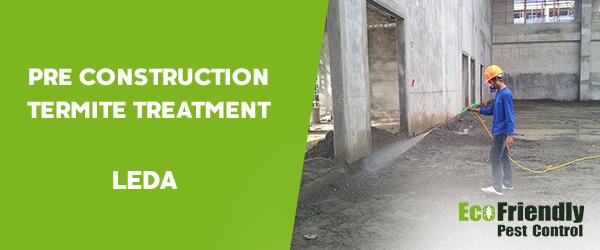 Pre Construction Termite Treatment Leda