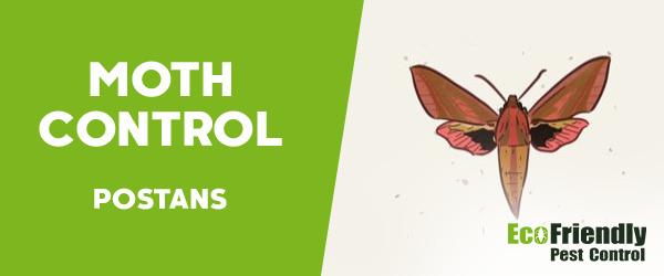 Moth Control  Postans