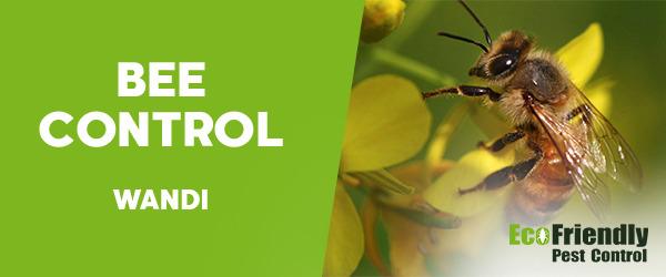 Bee Control Wandi