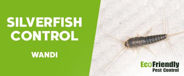 Silverfish Control Wandi