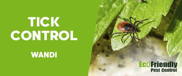 Ticks Control Wandi