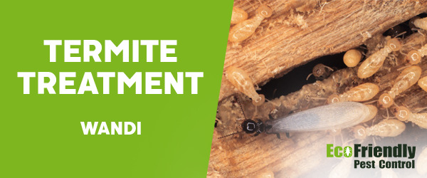 Termite Control Wandi