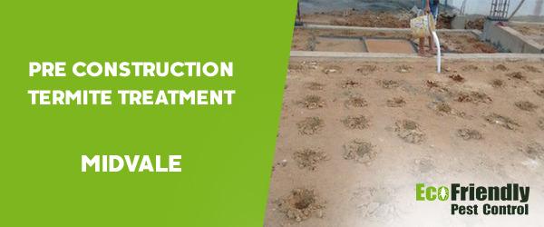Pre Construction Termite Treatment Midvale