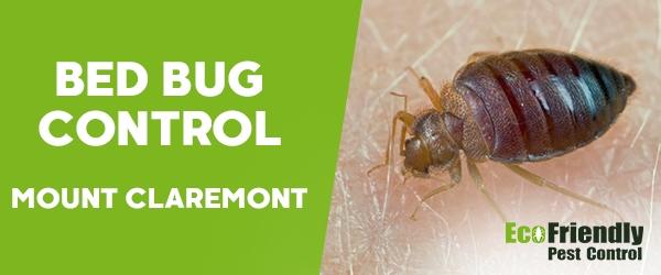 Bed Bug Control Mount Claremont