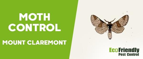 Moth Control Mount Claremont