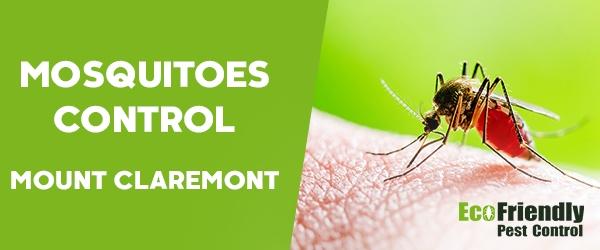 Mosquitoes Control Mount Claremont