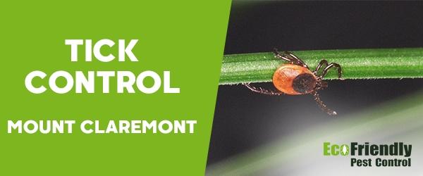 Ticks Control Mount Claremont