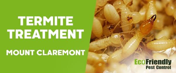 Termite Control Mount Claremont