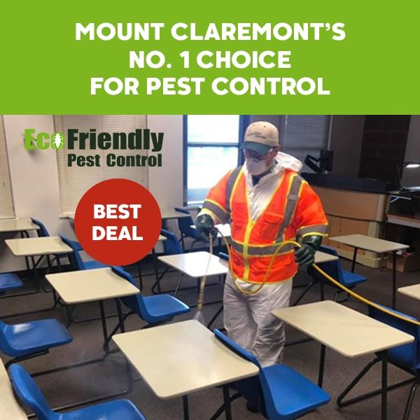 Pest Control Mount Claremont