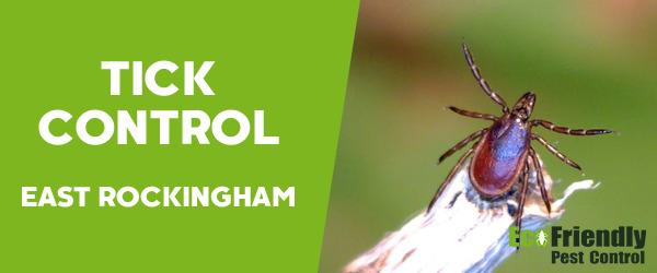 Ticks Control East Rockingham