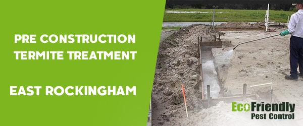 Pre Construction Termite Treatment East Rockingham