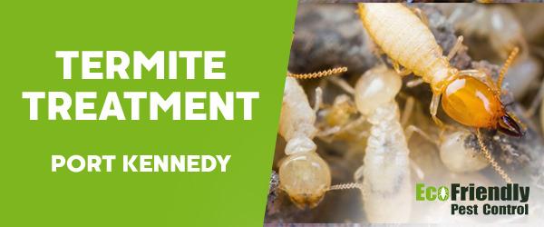Termite Control  Port Kennedy