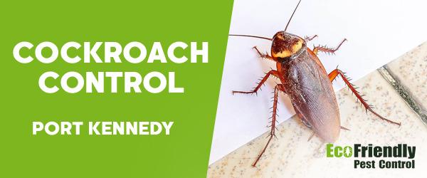 Cockroach Control  Port Kennedy