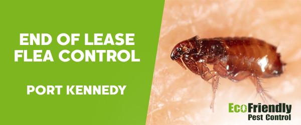 End of Lease Flea Control  Port Kennedy