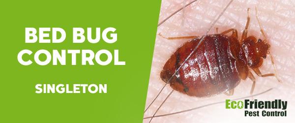 Bed Bug Control Singleton