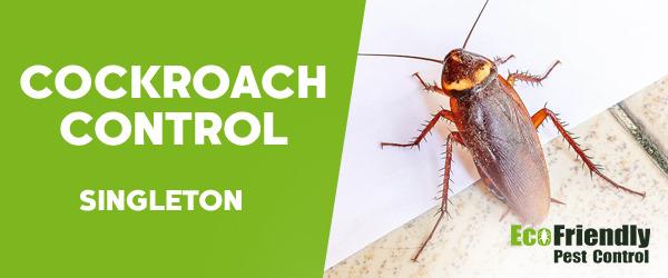 Cockroach Control Singleton