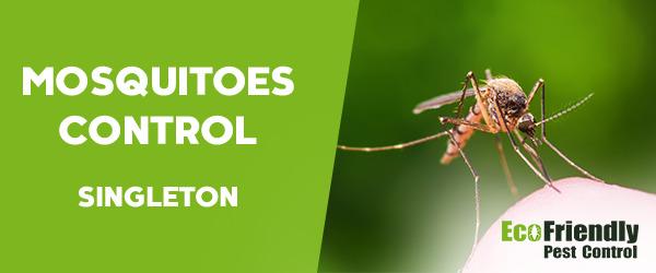Mosquitoes Control Singleton