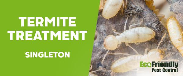 Termite Control Singleton
