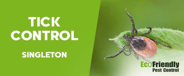 Ticks Control Singleton
