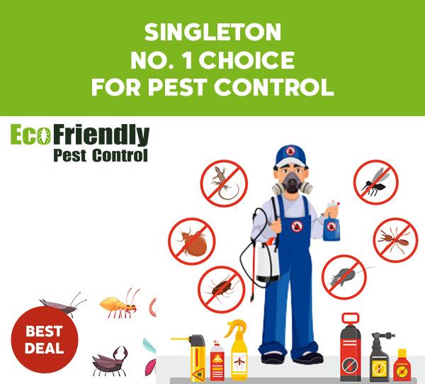 Pest Control Singleton