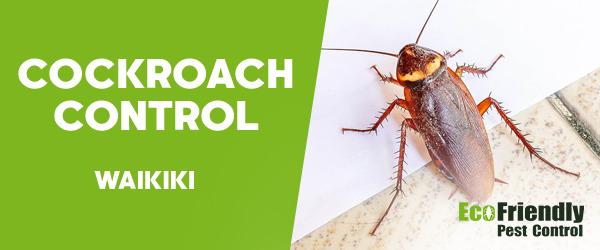Cockroach Control Waikiki