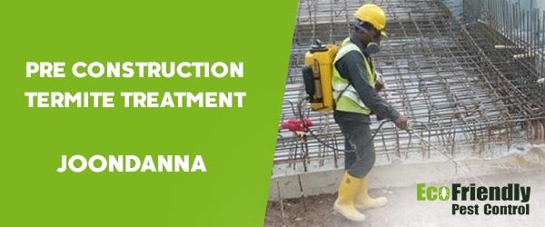 Pre Construction Termite Treatment  Joondanna