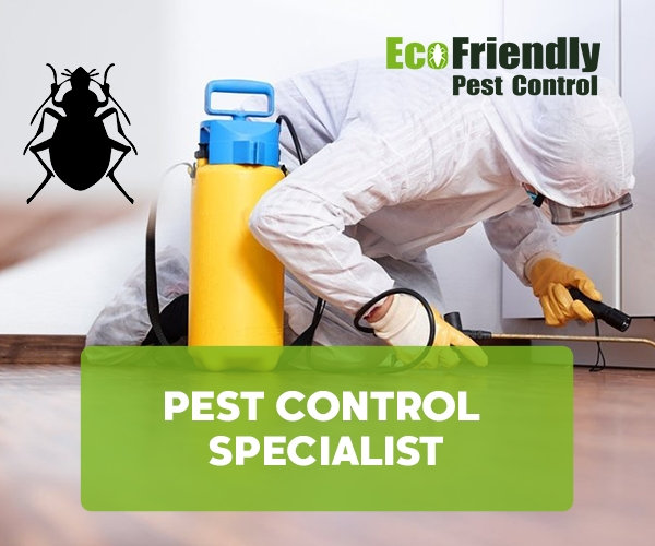 Pest Control Specialist