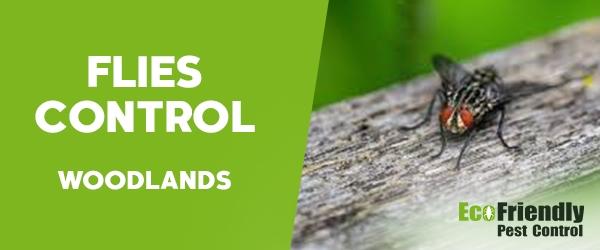 Flies Control Woodlands