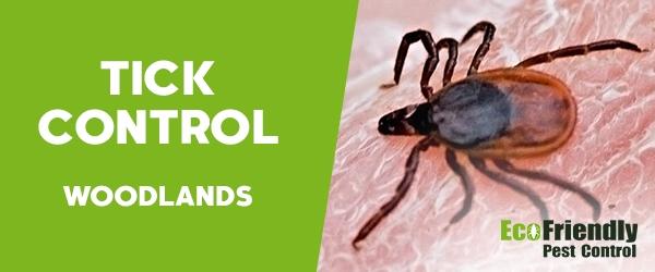 Ticks Control Woodlands