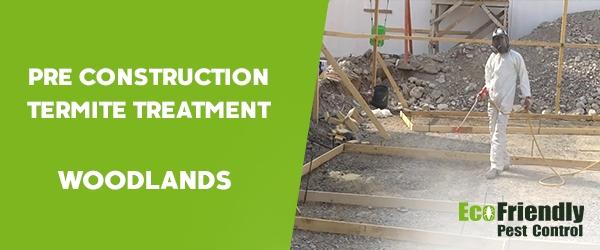 Pre Construction Termite Treatment Woodlands