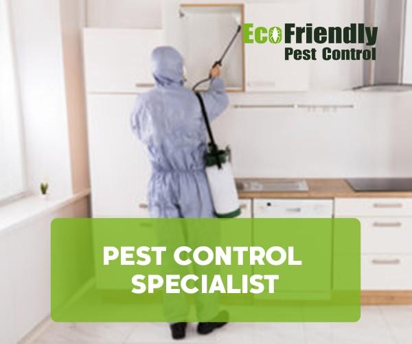 Pest Control Specialist