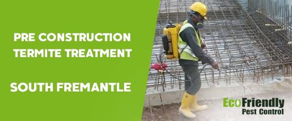 Pre Construction Termite Treatment  South Fremantle
